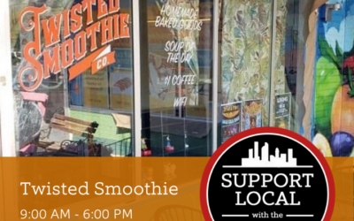 Support Local: Twisted Smoothie