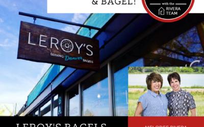 Leroy's Bagel: FREE COFFEE & BAGEL!
