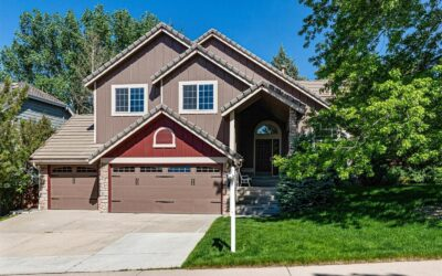 ACTIVE: Terrific Family Home in Highlands Ranch