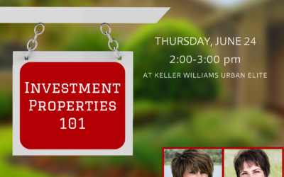 Investment Property 101 – June