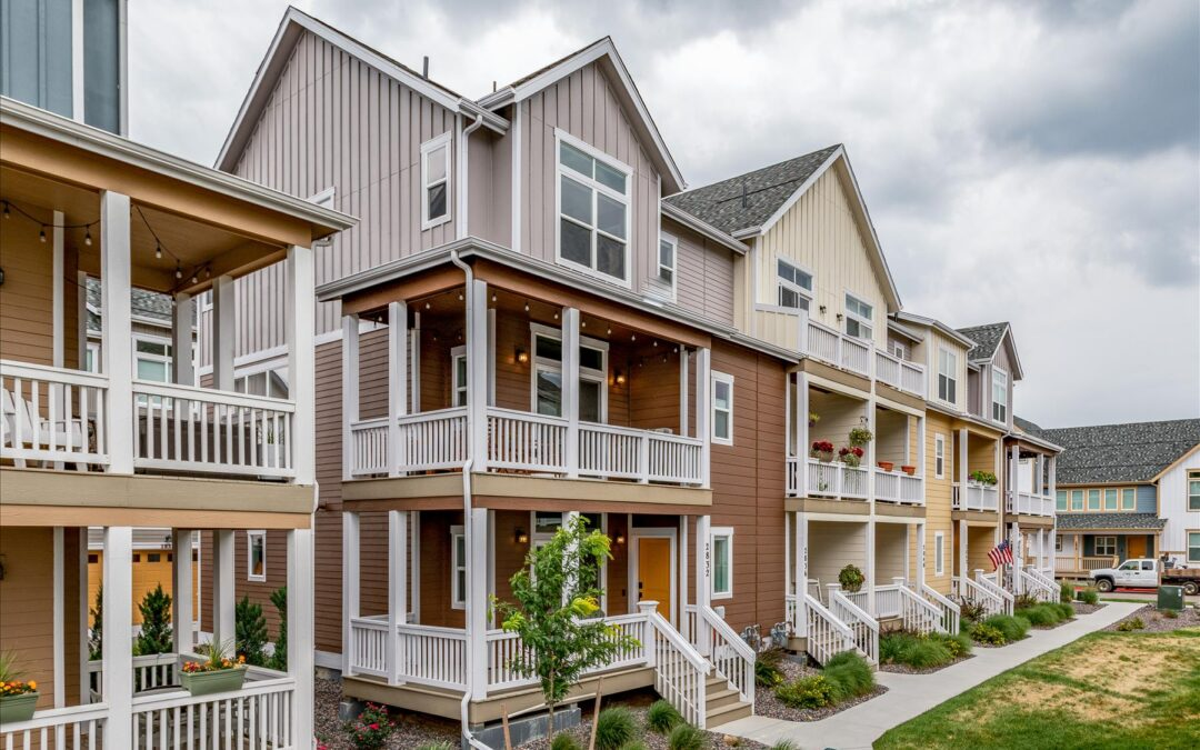 SOLD: Beautiful End-unit Townhome In Englewood