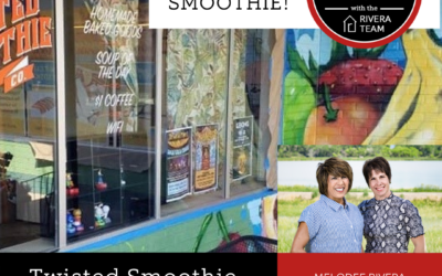 Support Local: Get A Free Smoothie at Twisted Smoothie!