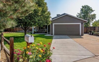 SOLD: Updated & Well Kept Single Family Home in Aurora