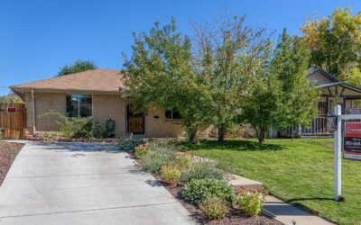 ACTIVE: Updated Brick Ranch Home in Denver