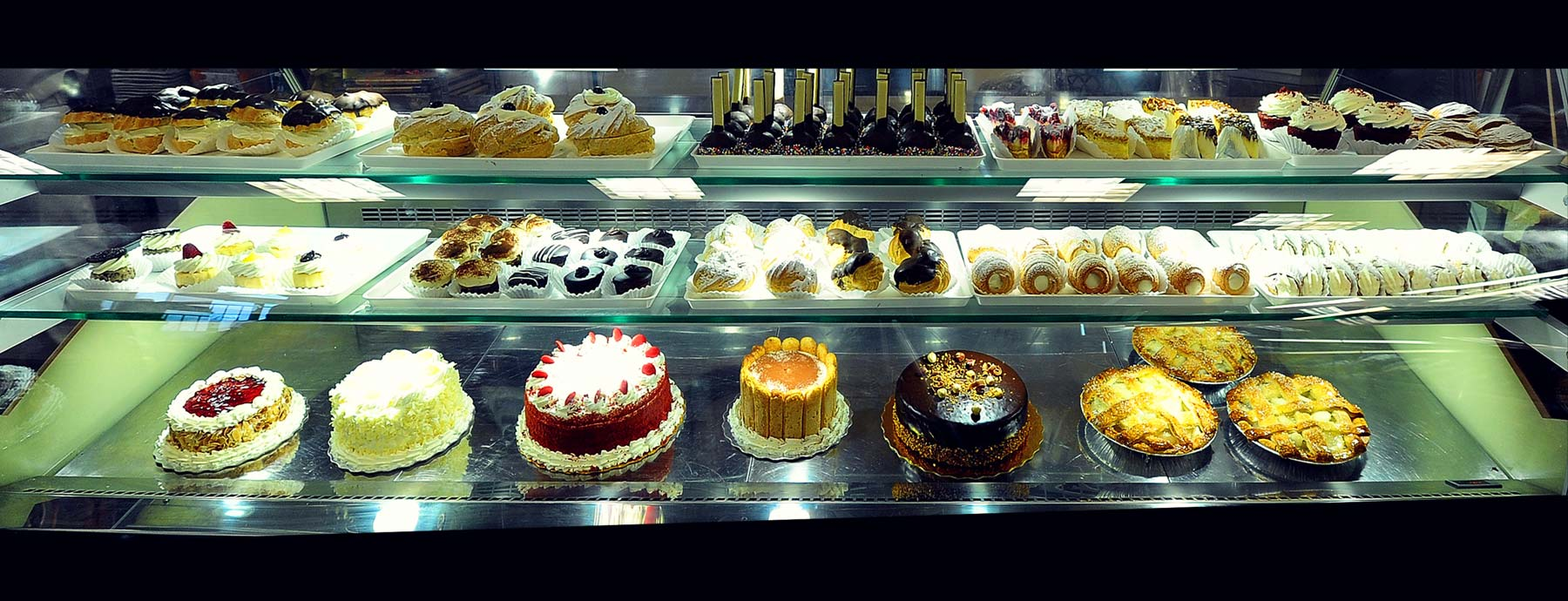 Cakes and Pastries