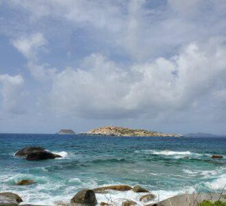 Stone Bay in Virgin Gorda
