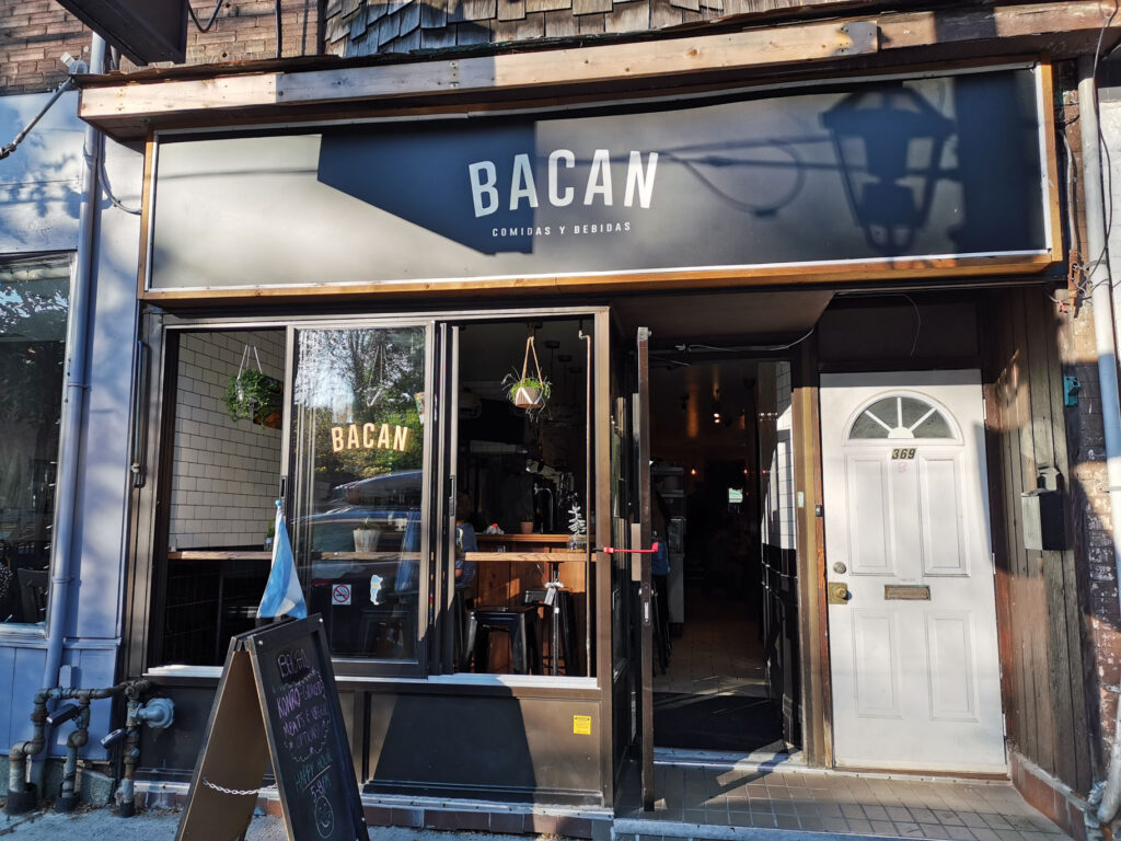 Bacan-Restaurant-on-Roncesvalles