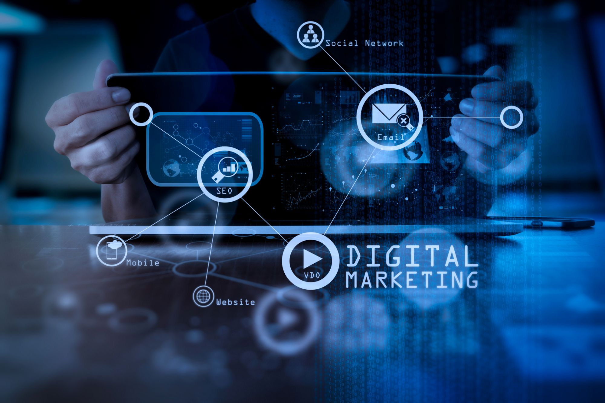 Why digital marketing is important in 2020 ? Grow your business.