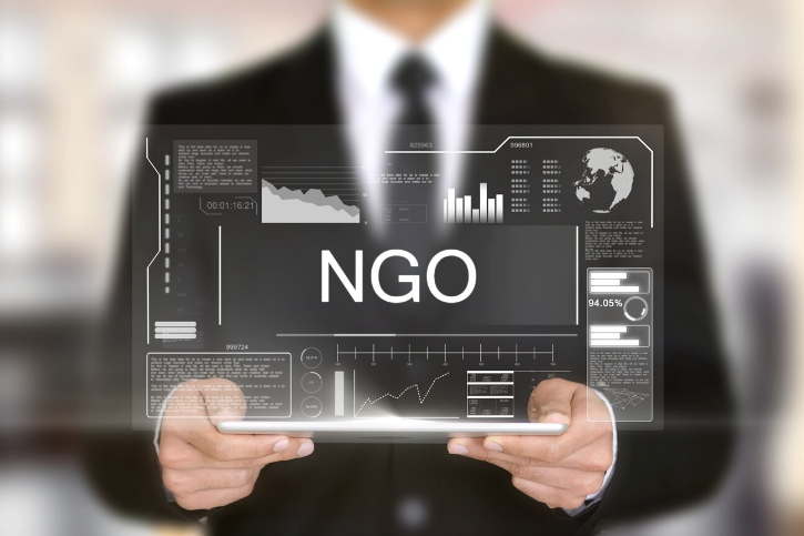 Best web design company to develop websites for an NGO, Website for an NGO