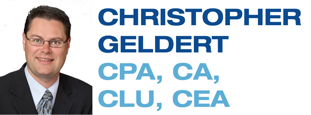 Christopher Geldert, CA