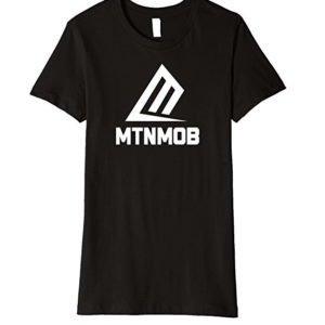 mtnmob basic ladies black