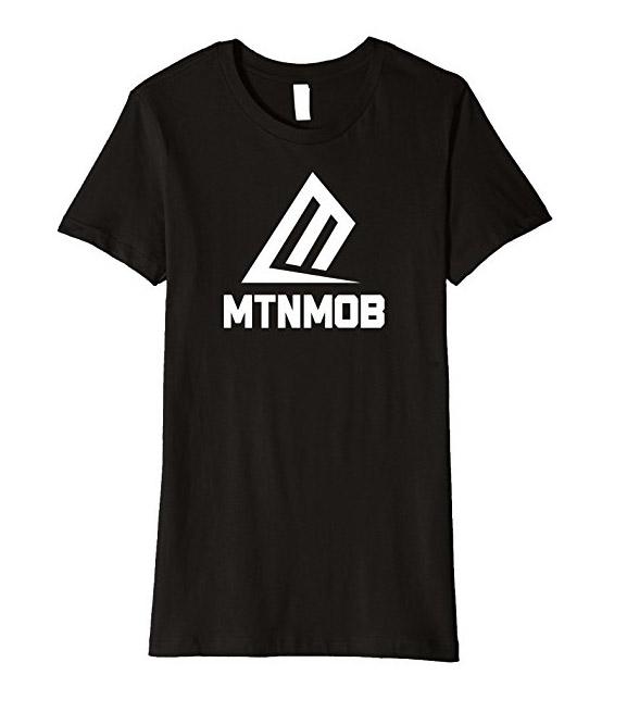 mtnmob basic ladies black