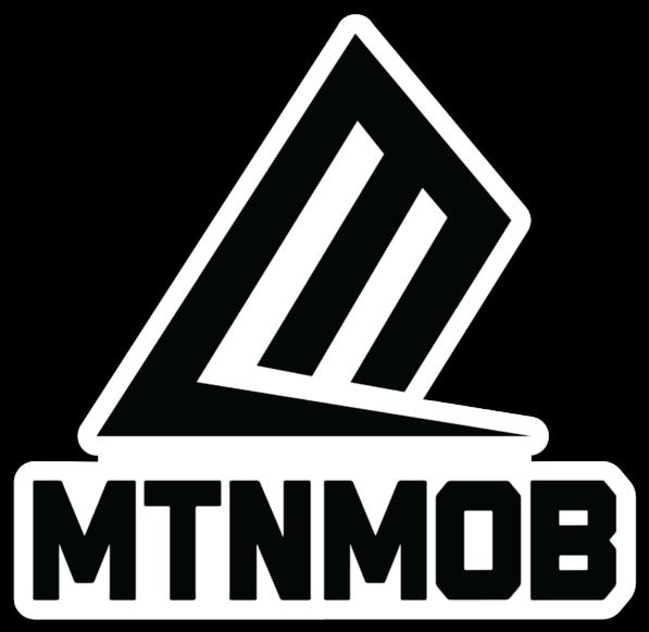 MTNMOB decal 3x3