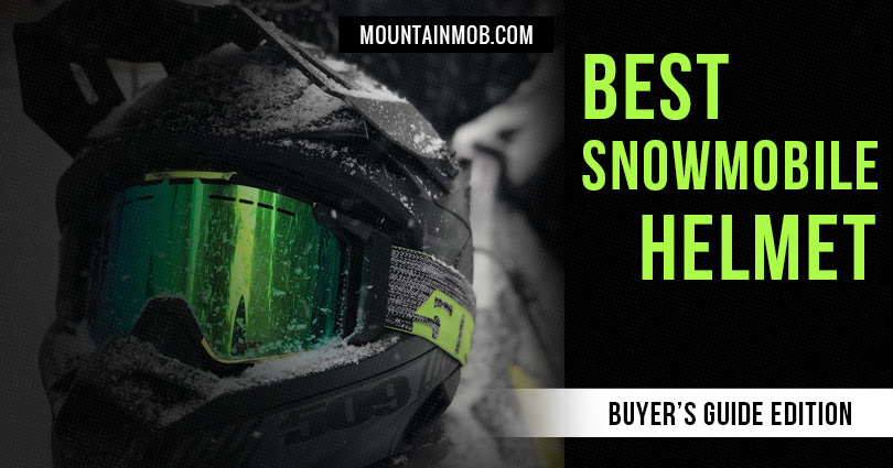 best snowmobile helmet