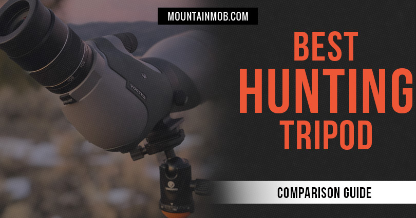 best hunting tripod