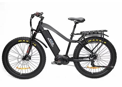 hunting electric bike bakcou mule