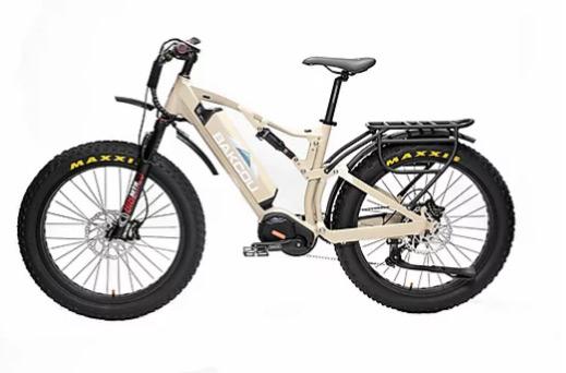 bakcou hunting electric bike
