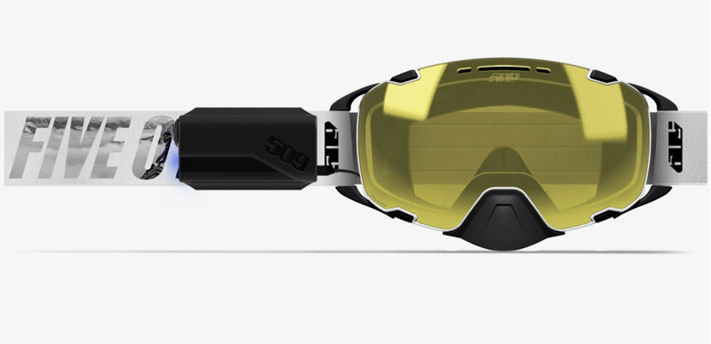 best snowmobile goggles 509 aviator