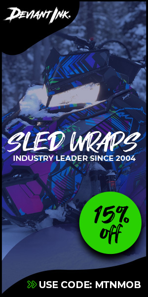 best sled wraps
