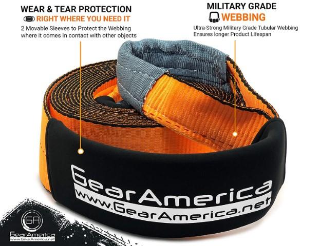 Tow Strap- Gear America