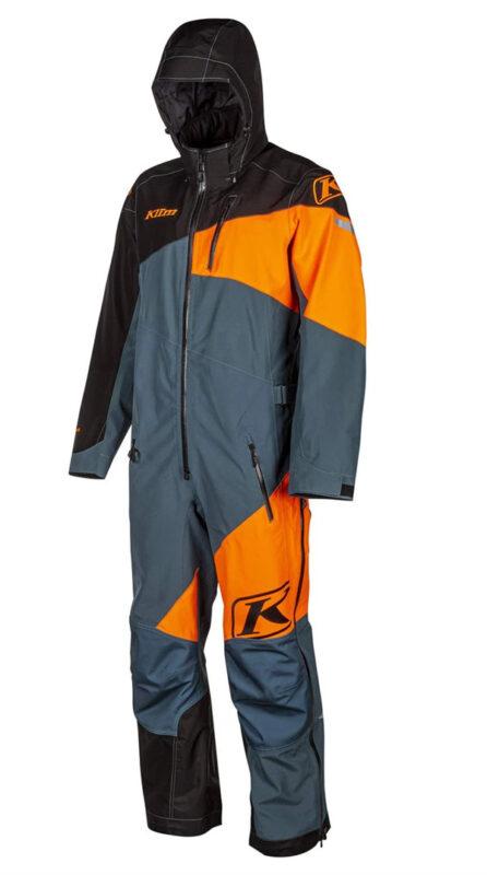 KLIM one-piece snowmobile suit
