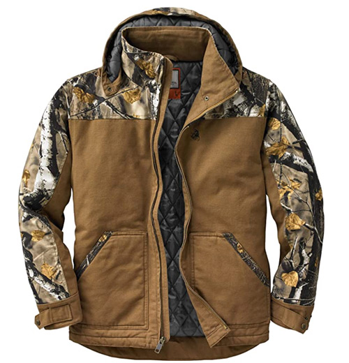 lengendary whitetails coat