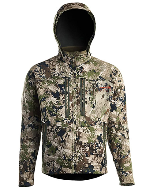 Sitka jetstream best jacket for hunting  conditions