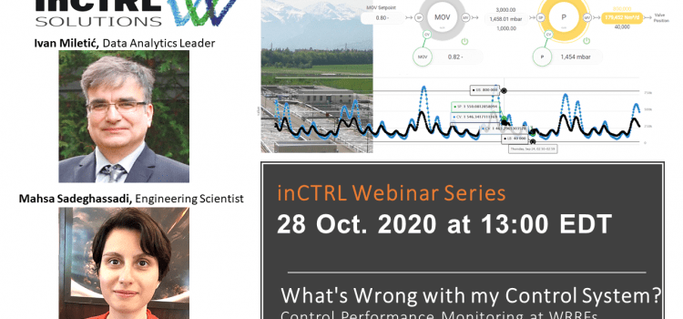 9th inCTRL Webinar on Controller Performance Monitoring