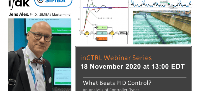 "10th inCTRL Webinar on ""What Beats PID Control?"""