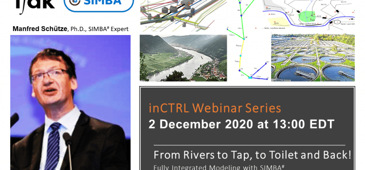 "11th inCTRL Webinar on ""Widening your horizons: Integrated Modeling in SIMBA#"""