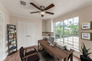 home office,remodel, home sale, Houston, Harris County
