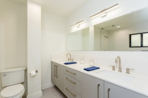 After - Primary Bathroom