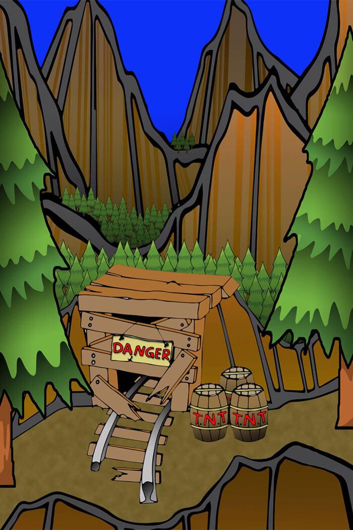 Yukon Gold Live Escape Room