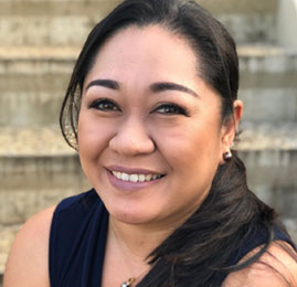 Jackie Kaina, Kaua'i Economic Development Board