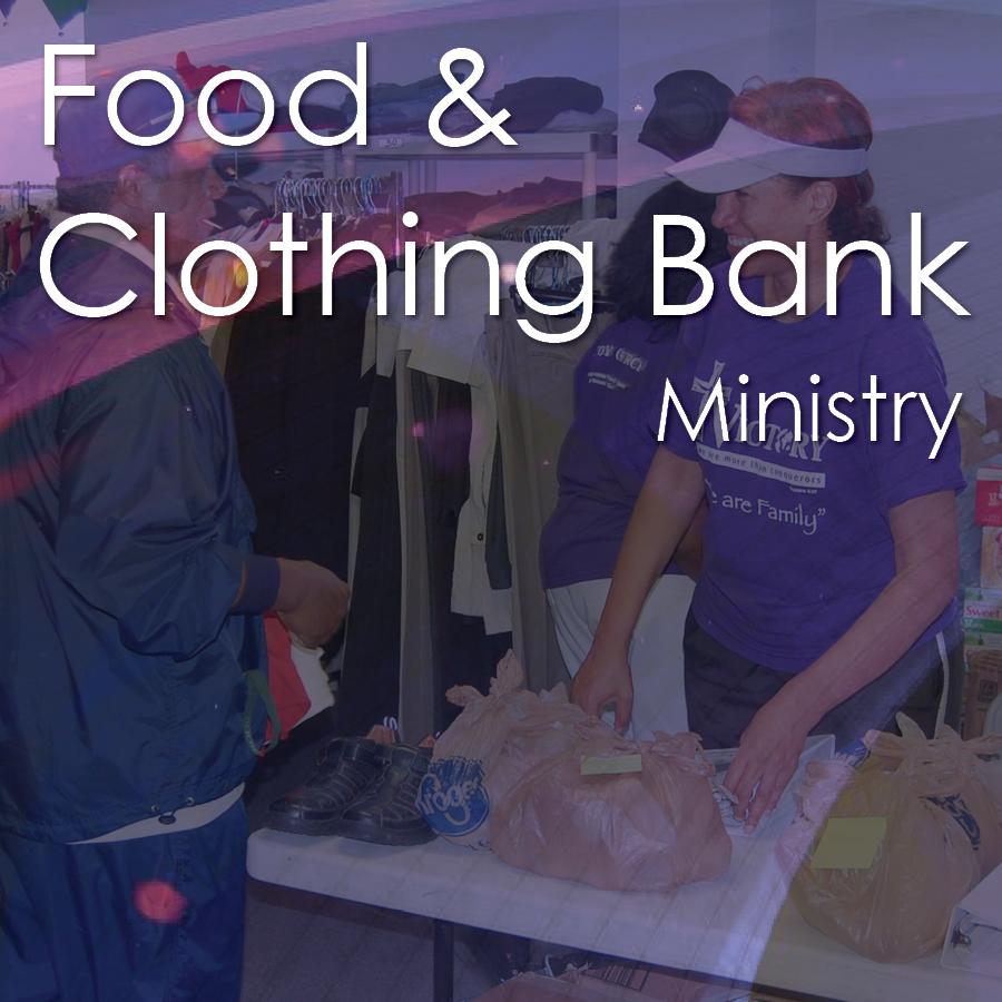 Food and Clothing Bank