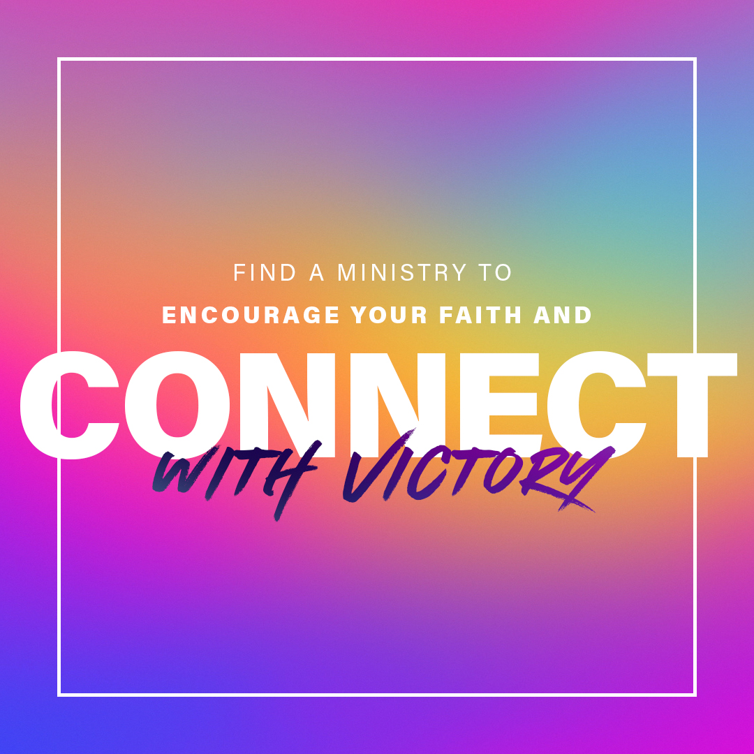 Connect with VICTORY