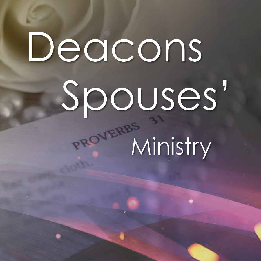 Deacon's Spouse Ministry updated