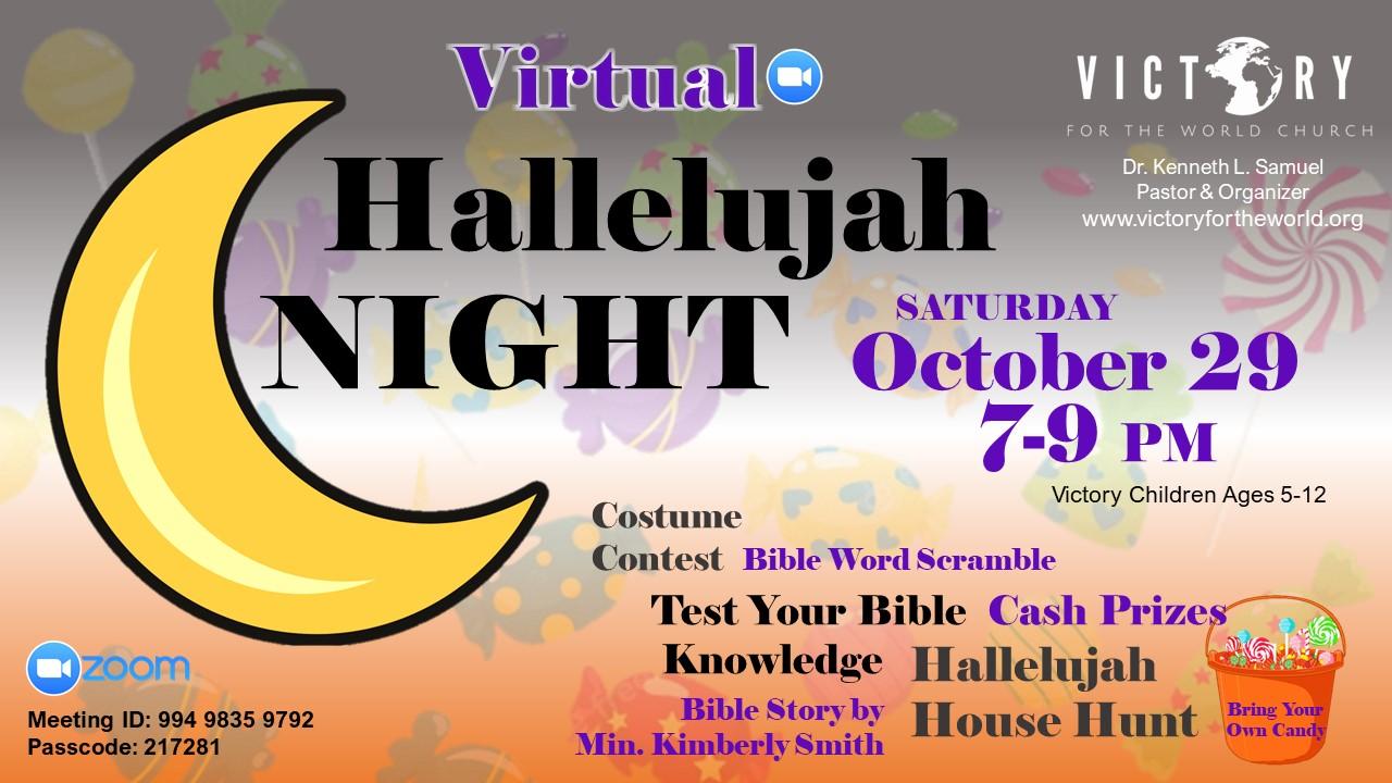 Hallelujah Night Celebration