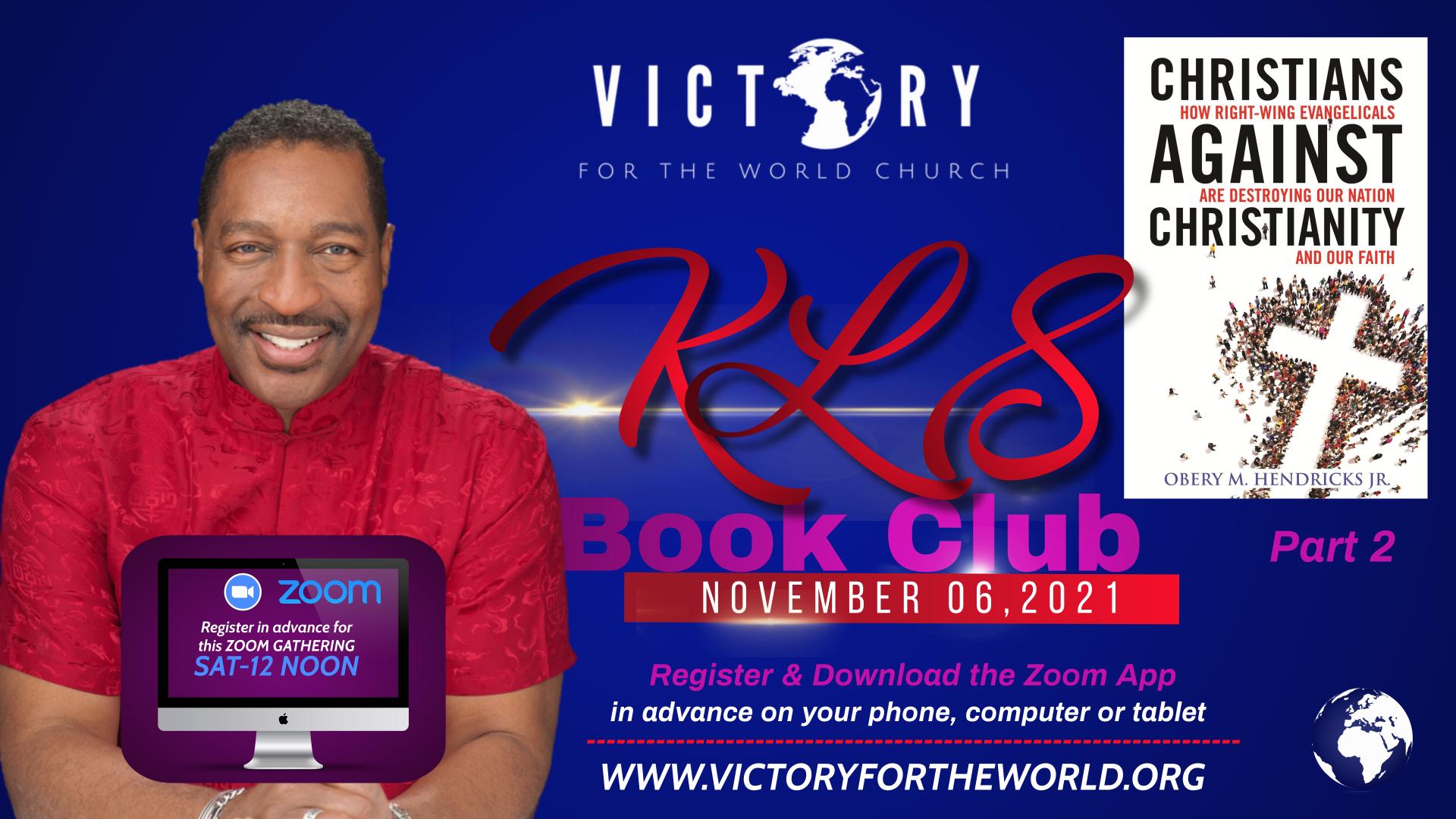 KLS Book Club – Christians Against Christianity – Part 2
