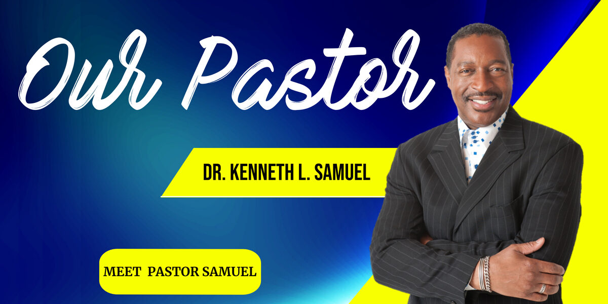 Meet Our Pastor (1)