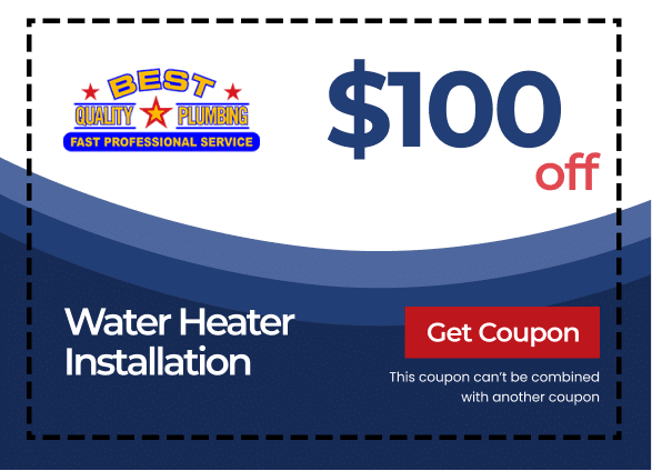 water heater replacement (818) 282-5846