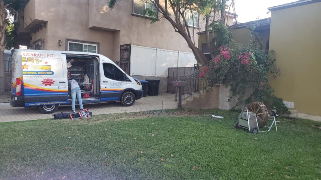 plumbers near me north hollywood