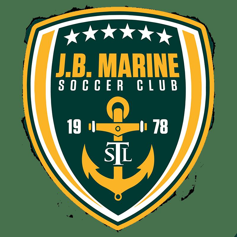 JB Marine Soccer Logo