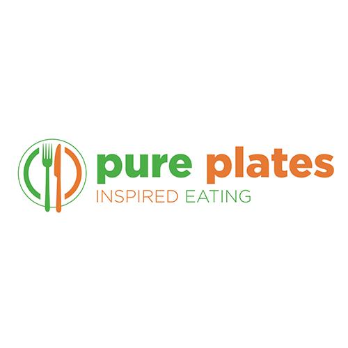 Pure Plates logo
