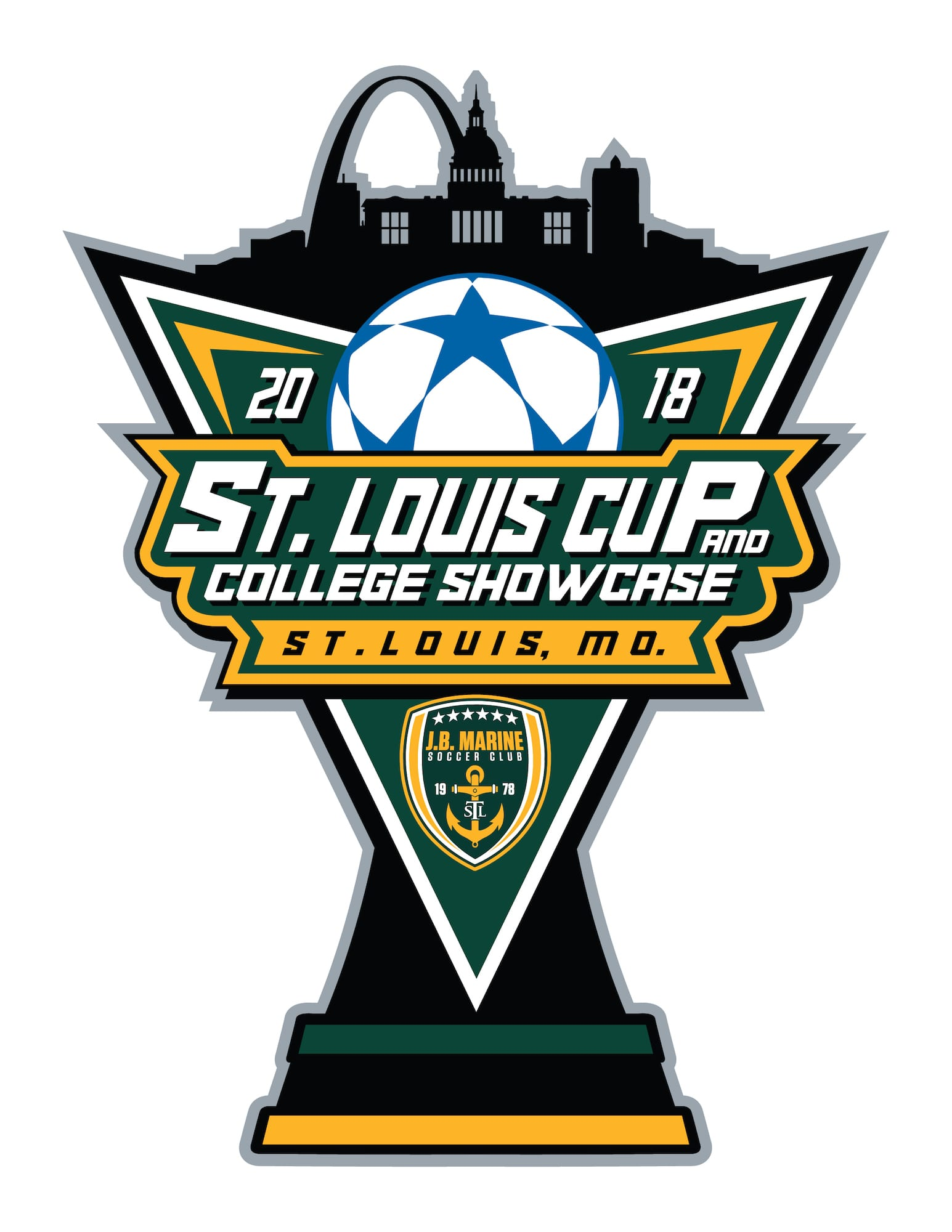 J.B. Marine St. Louis Cup & College Showcase