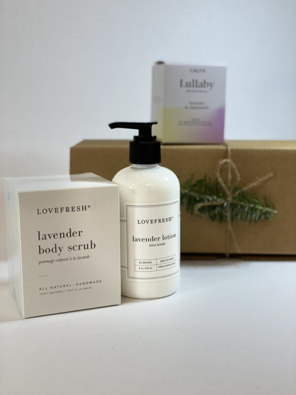 lavender love box