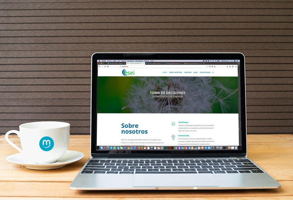 diseño-pagina-web-bogota-esei-asisomos-agencia-colombia