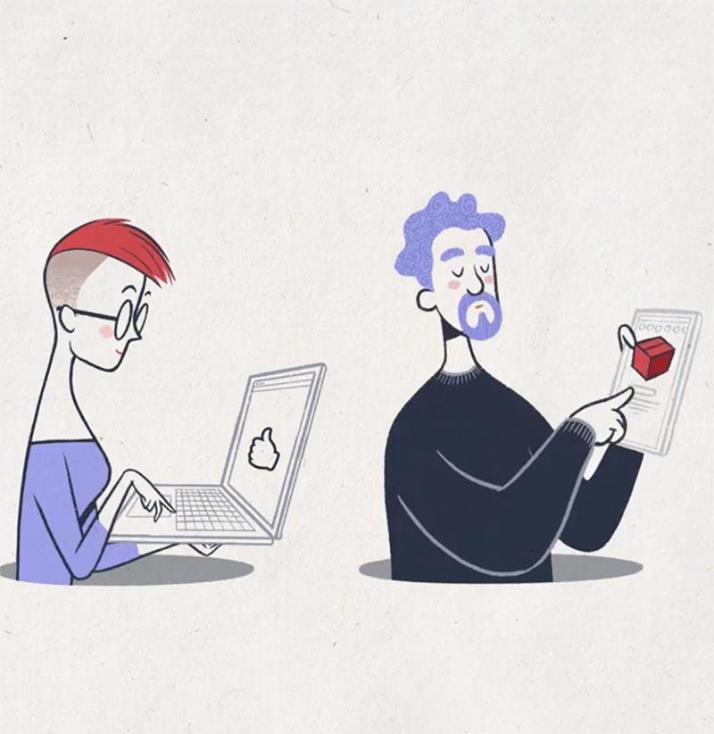 Video animado explicativo Fivepaq