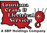 Louisiana Crane and Electrical Logo