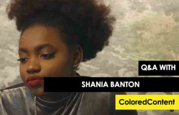 Exclusive Q & A with Waves Creator Shania Banton